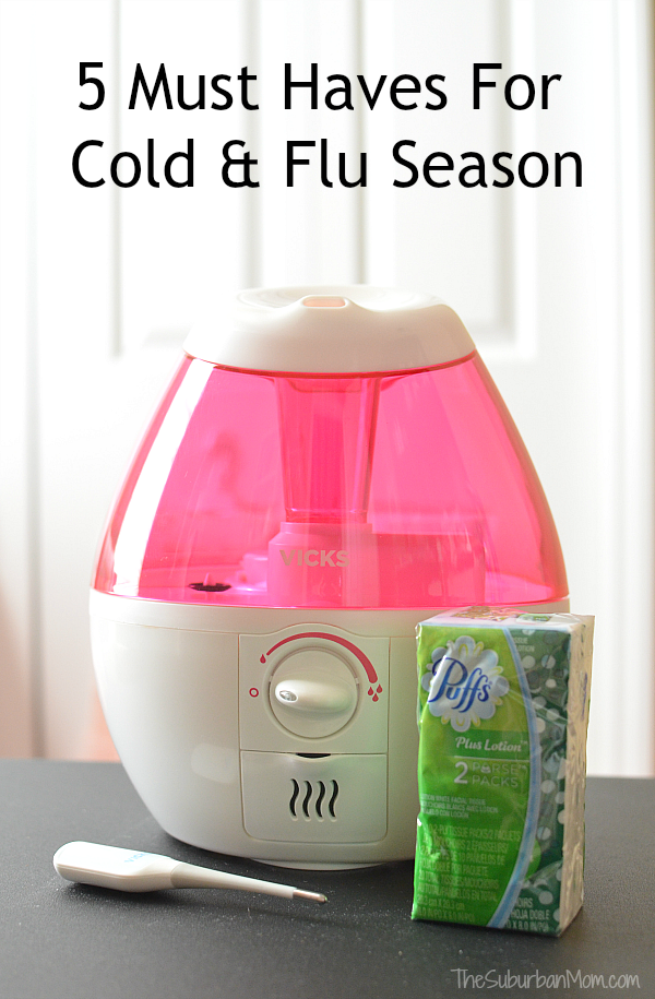 5 Must Haves To Battle Cold And Flu Season The Suburban Mom