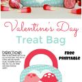 Valentine's Day Treat Bag Printable