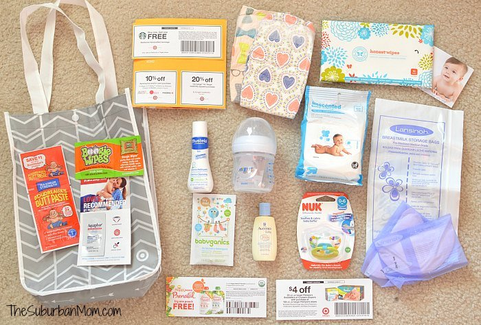 Letter to pampers for coupons