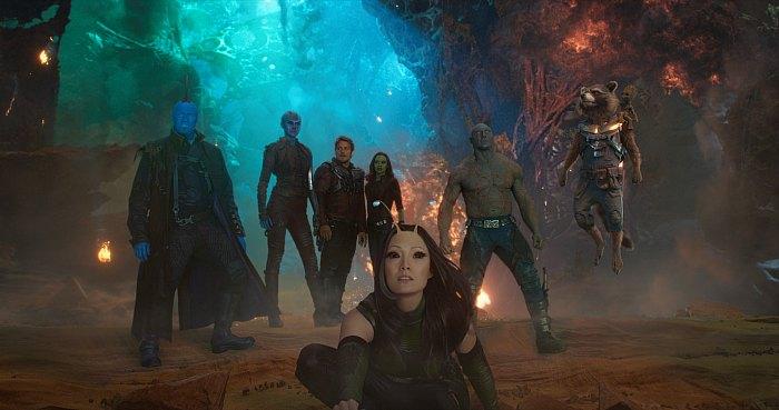 Guardians Vol 2 Cast