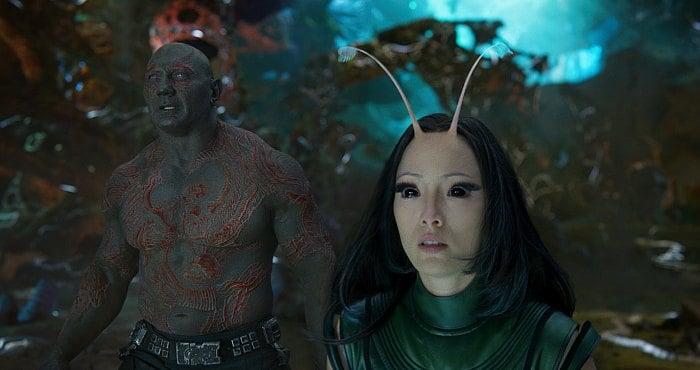 Guardians Vol 2 Drax Mantis