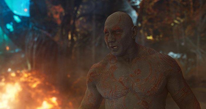 Guardians Vol 2 Drax