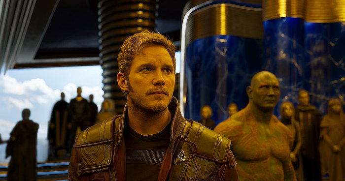 Guardians Vol 2 Peter Quill
