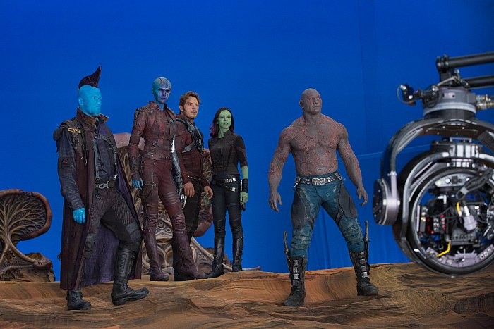 Guardians of the Galaxy Vol 2 Behind the Sceens