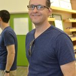 New Glasses And Meaningful Moments At Pearle Vision