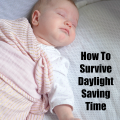 How To Survive Daylight Saving Time With A Baby ~ Giveaway
