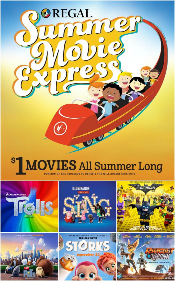 Kids Movies This Week Cinemark