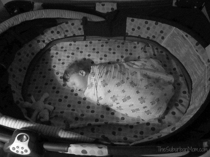 Baby Sleeping Pack N Play