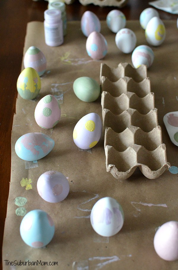 Easter Egg Painting