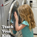 New School Laundry – Teach Your Kids To Do Laundry