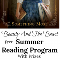 Disney's Beauty And The Beast Summer Reading Program