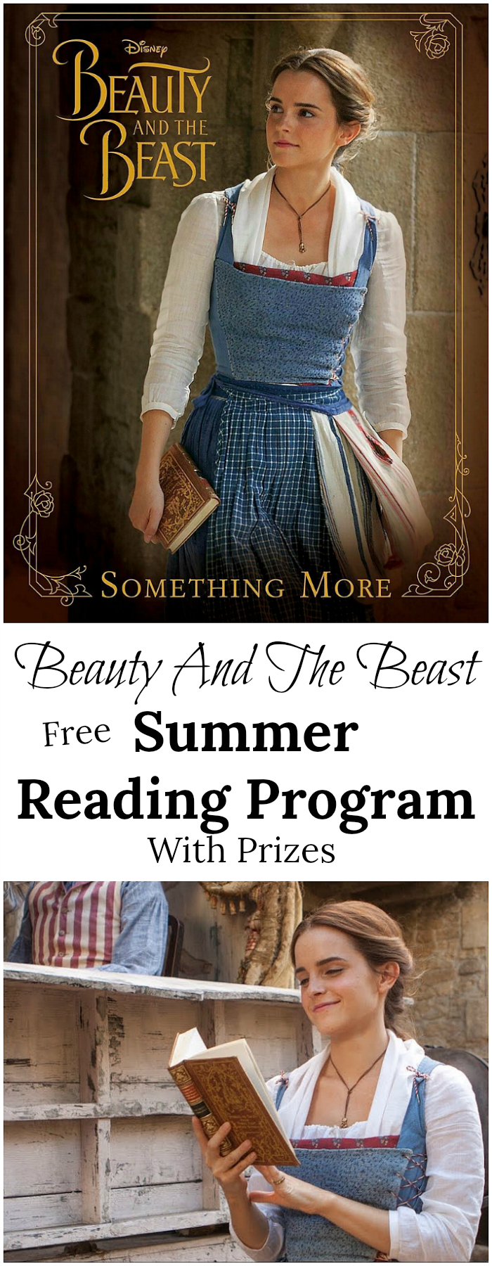 Beauty And The Beast Summer Reading Program