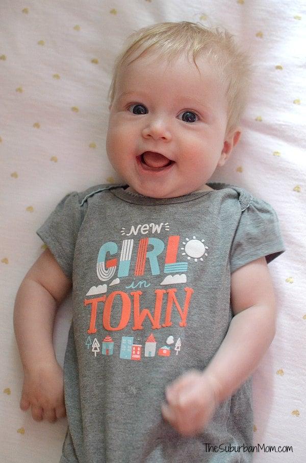 New Girl In Town Onesie