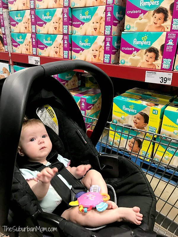 Sam's Club Pampers Baby