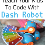 Teach Your Kids Code With Dash Robot – Top STEM Toy