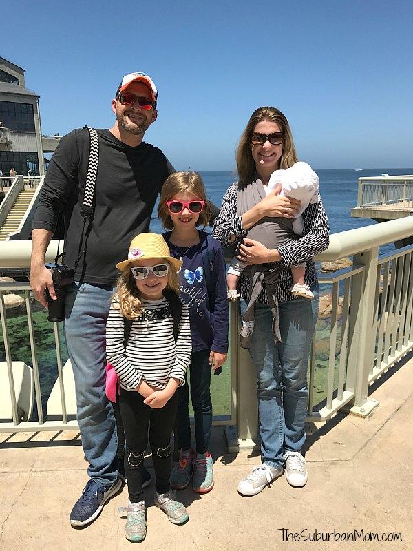 Family Tips Monterey Bay Aquarium
