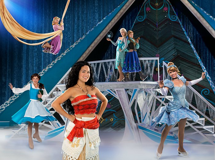 Disney On Ice Princess Orlando