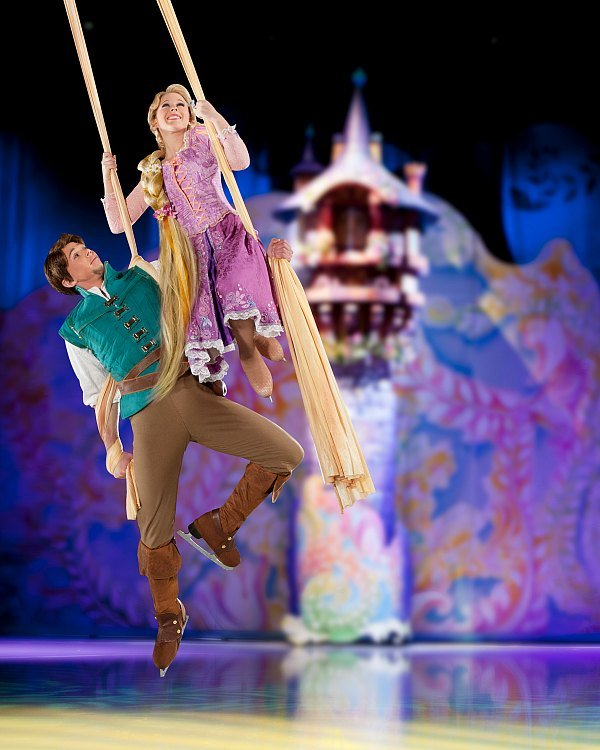 Disney On Ice Rapunzel