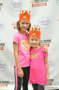 Sky Zone Birthday Party