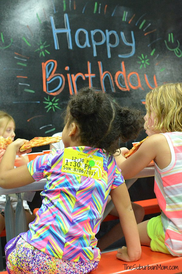 Jump Into Fun At A Sky Zone Birthday Party Review The