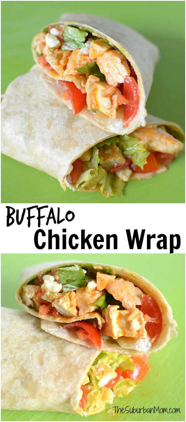 Buffalo Chicken Wrap