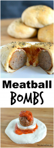 Meatball Bombs Recipe