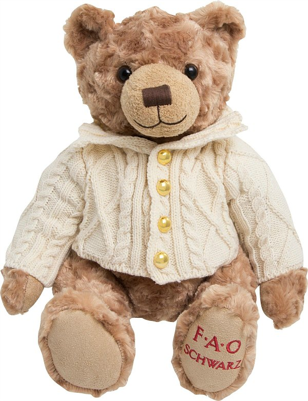 FAO Schwarz Bear Best Buy
