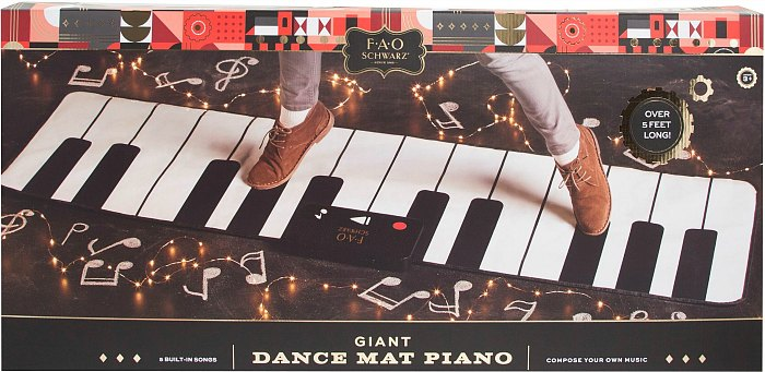 Giant Dance Mat Piano