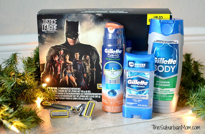 Gillette Justice League