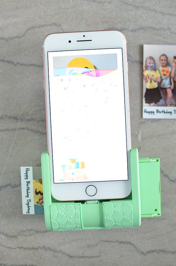 Prynt Smartphone Instant Photo Printer