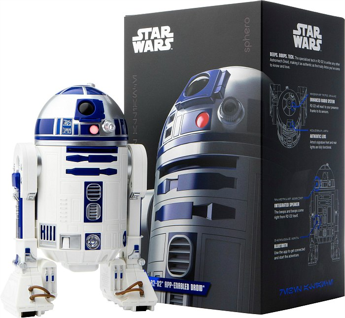 Star Wars R2D2 Sphero