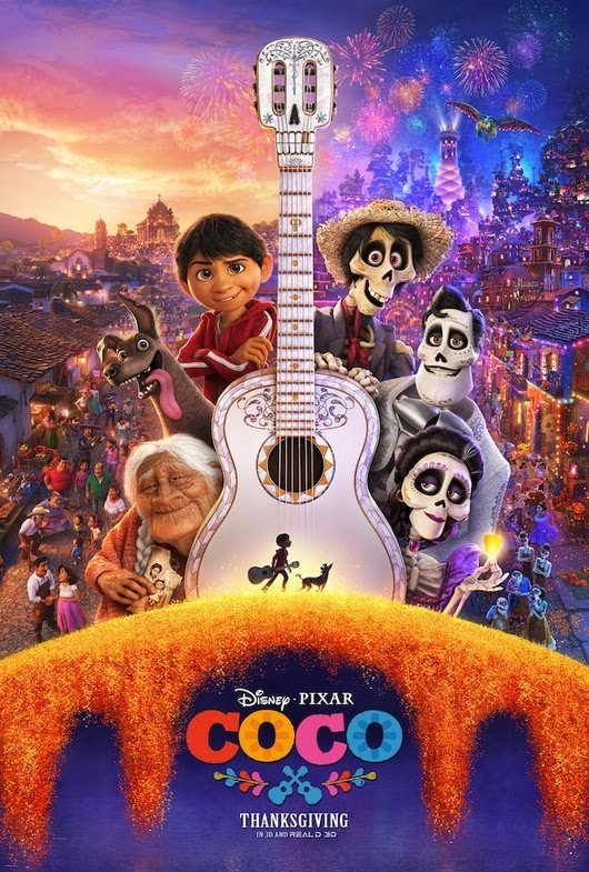 Free Printable Coco Coloring Pages Activity And Movie Review