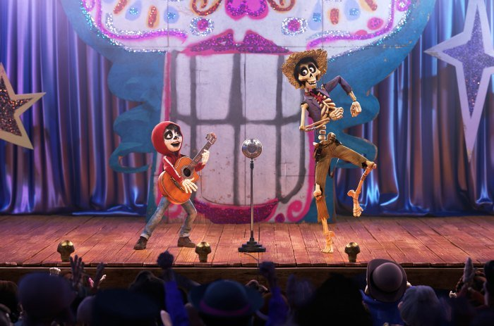 Disney Coco Skeletons
