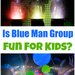 Blue Man Group Orlando Review – Should You Take The Kids?