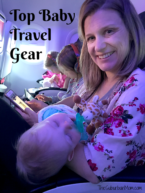 Top Baby Travel Items