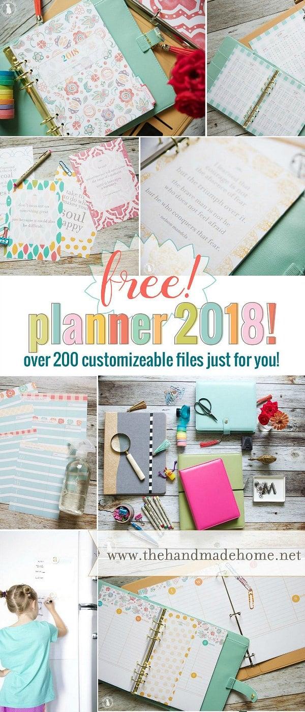 free-planner-2018