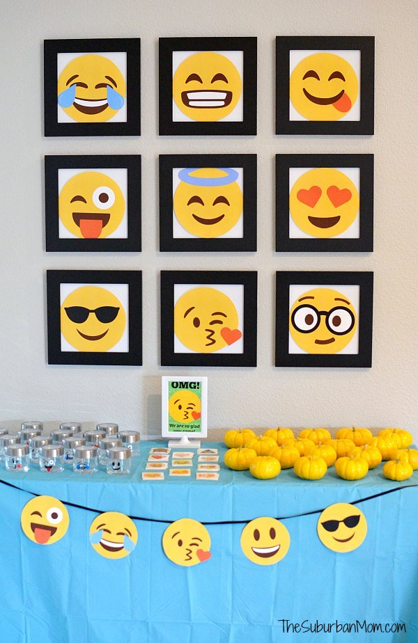 Emoji display emoji world for Decoration emoji