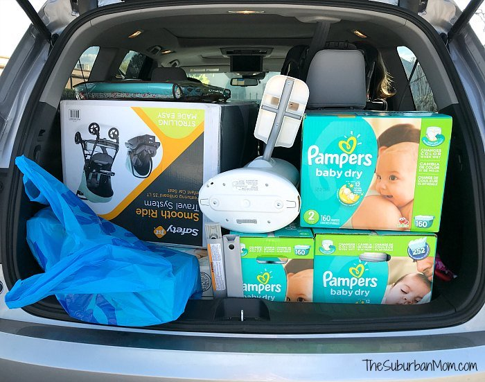 Pampers Baby Gear
