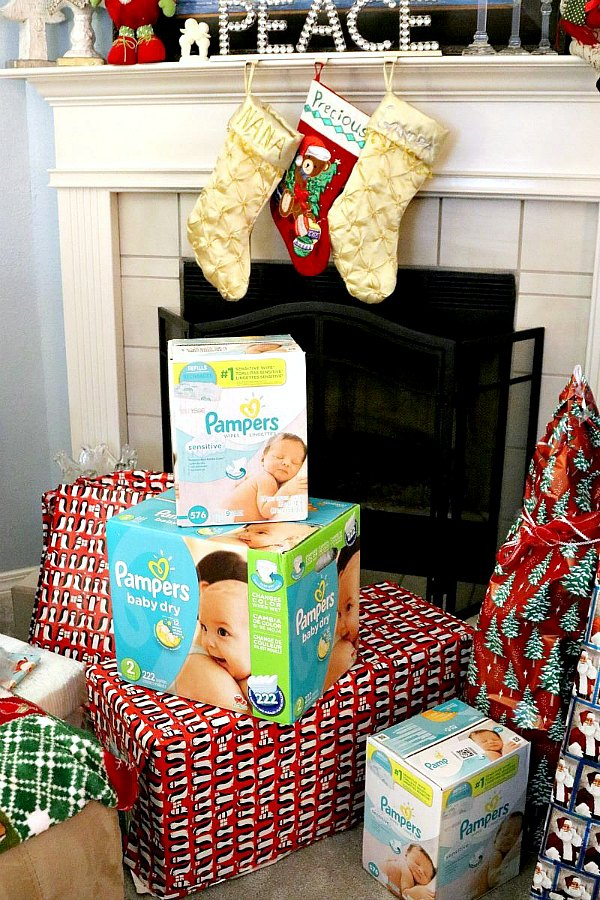 Pampers Christmas