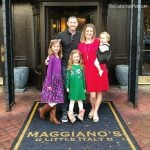 Family Dinner Maggiano's