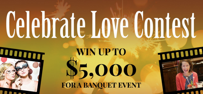 Maggiano's Celebrate Love Contest