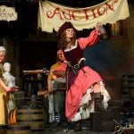 Pirates Of The Caribbean Reopens With A New Pirate – Redd