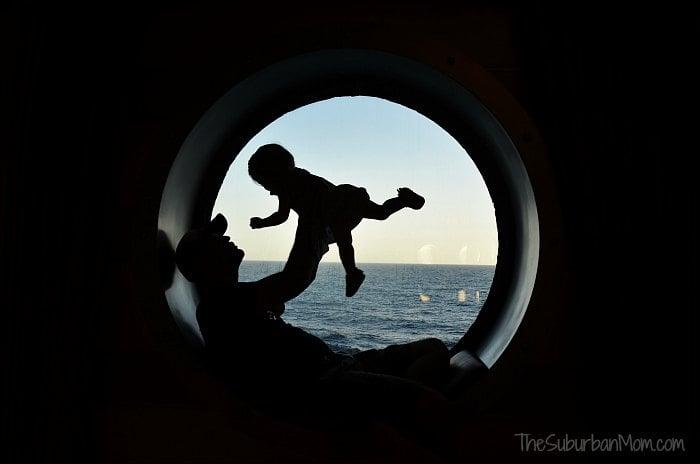 Disney Cruise Baby Porthole
