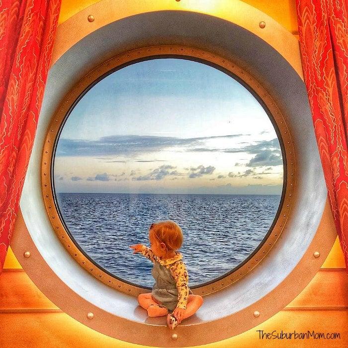 Disney Cruise Toddler