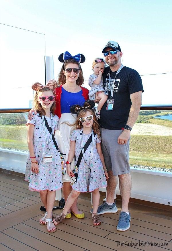 Disney Cruise With Baby