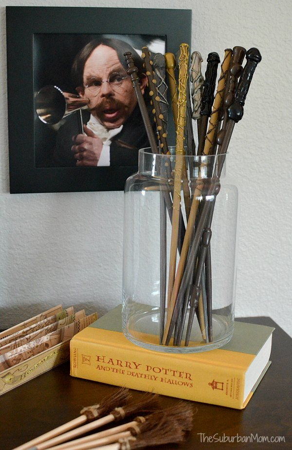 Harry Potter DIY Wands