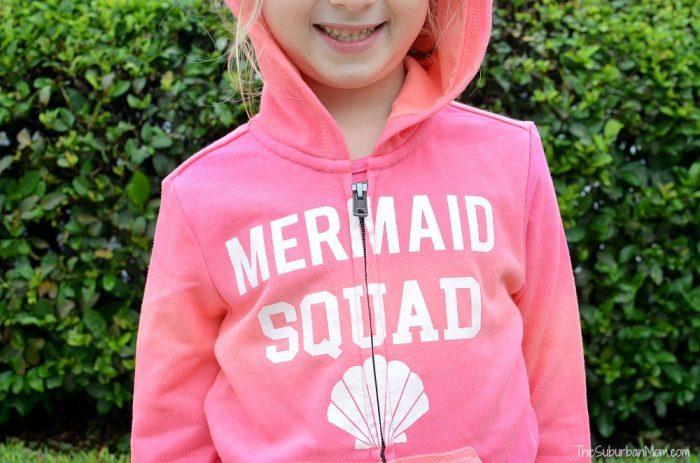 Mermaid Squad Hoodie