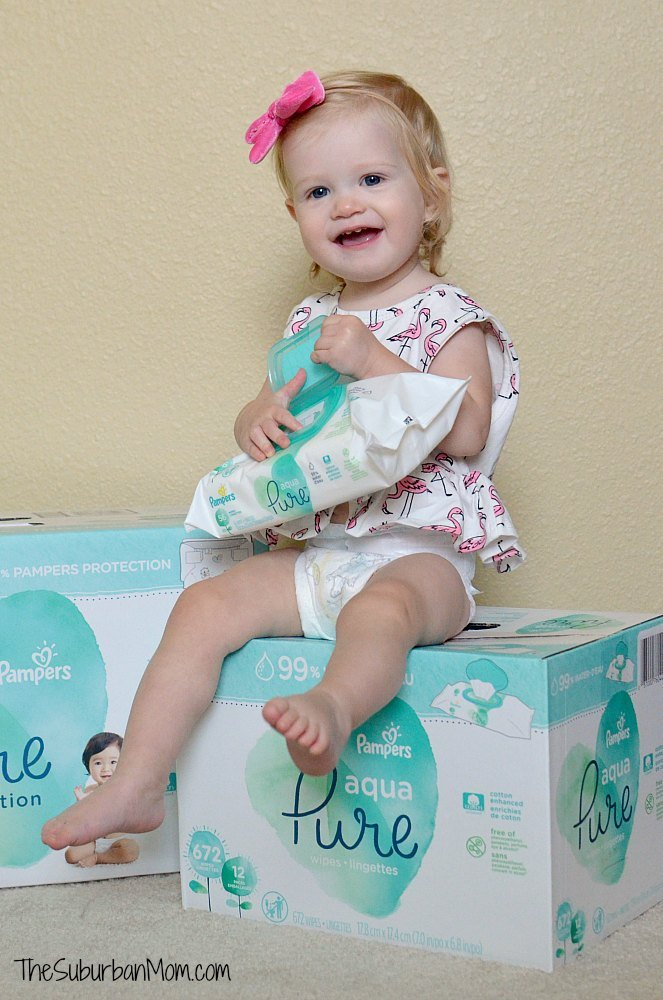 Pampers Pure Diapers Review