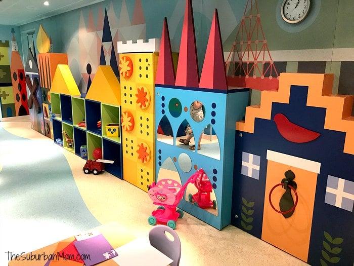it's a small world nursery