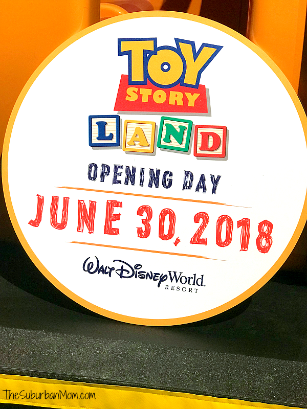 Toy Story Land June 30